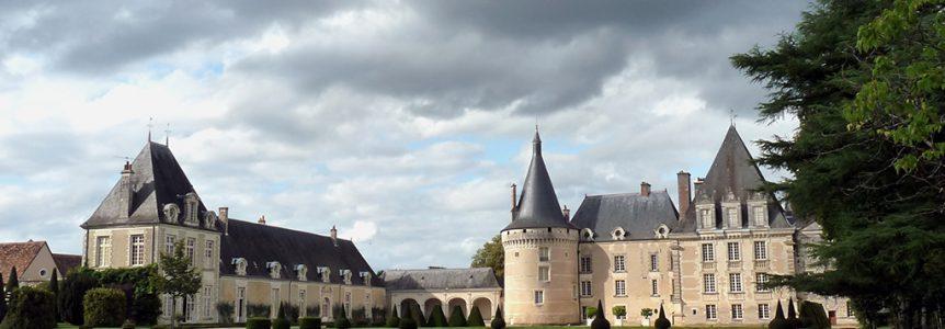 ©f.rivolier Chateau Azay le Ferron